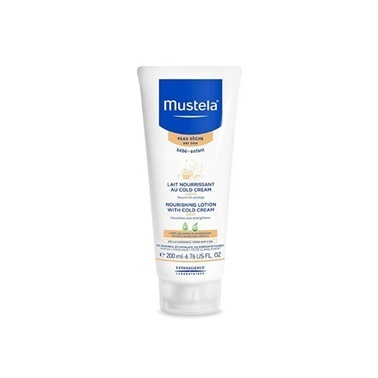 Mustela Body Lotion With Cold Cream 200ml Renksiz